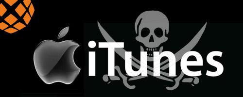 iTunes pirata