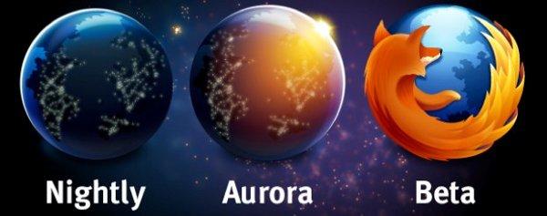 Mozilla dispara el ritmo de desarrollo con Firefox 6, 7 y 8