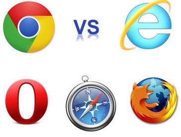Google Chrome sigue ganando mercado a IE y Firefox