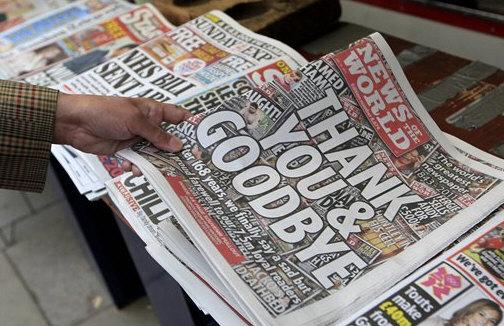 Murdoch retira oferta por BSkyB ante el escándalo de espionaje