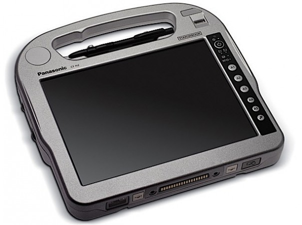 Panasonic Toughbook CF-H2, el tablet más duro del mercado