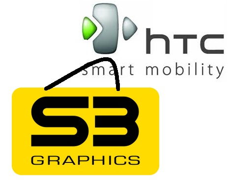 VIA vende S3 Graphics a HTC