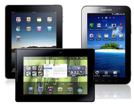 Casi la mitad de los españoles con móvil se comprarán un tablet este año
