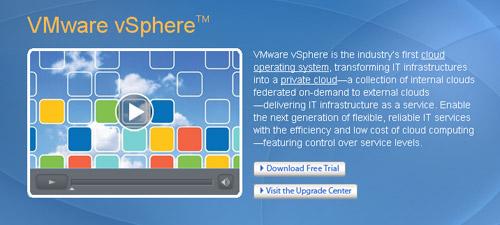 VMware presenta vSphere 5 y una nueva suite de infraestructuras cloud