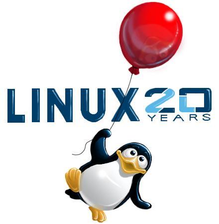 20 años de Linux (Infografía)