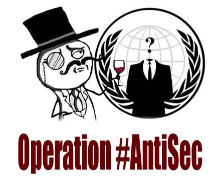AntiSec publica 10GB de datos tras atacar 70 webs policiales