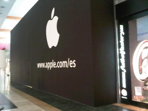 Apple inaugura nueva Apple Store en España