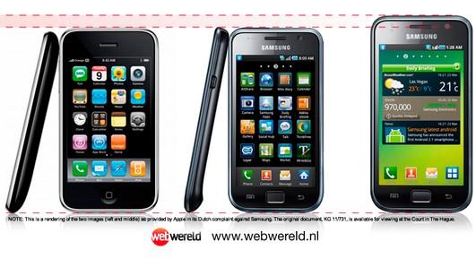¿Ha falsificado Apple pruebas contra Samsung?