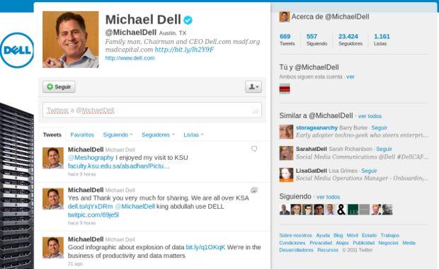 El CEO de Dell se mofa de HP
