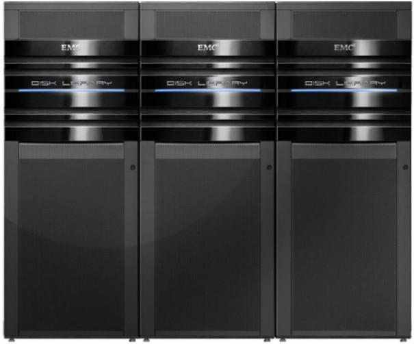 EMC DLm6000, la biblioteca de cintas para mainframe más rápida