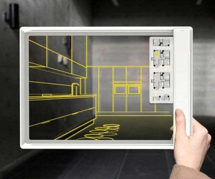 Los tablets de próxima generación: Fujitsu Iris