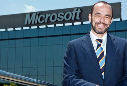 Gonzalo Goñi, nuevo director de Industria de Microsoft Ibérica