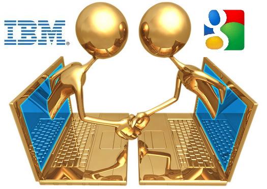 Google adquiere más de 1.000 patentes de IBM