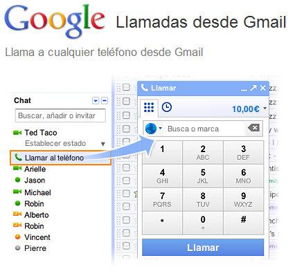 Google Voice ya está disponible en España