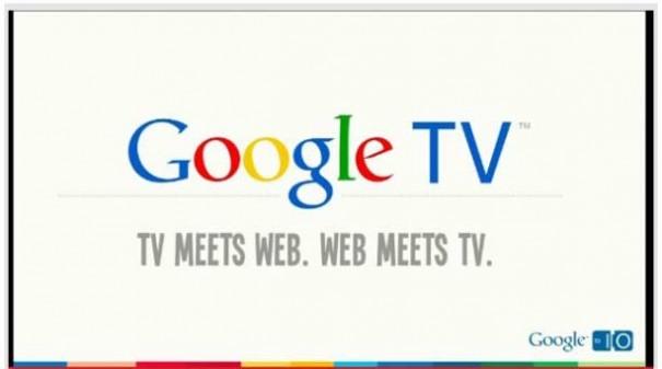 Google TV en Europa a comienzos de 2012
