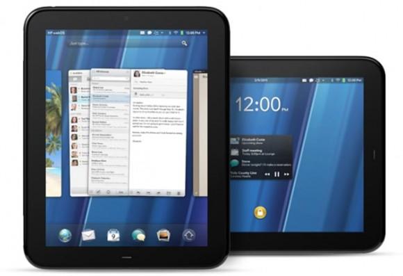HP podría resucitar el tablet TouchPad