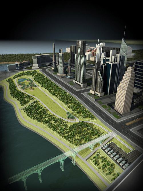 Infrastructure Modeler 2012