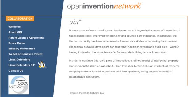 Cisco y Twitter, los dos nuevos miembros de la Open Invention Network
