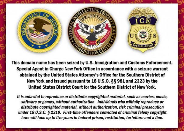 EE.UU seguirá bloqueando dominios de rojadirecta
