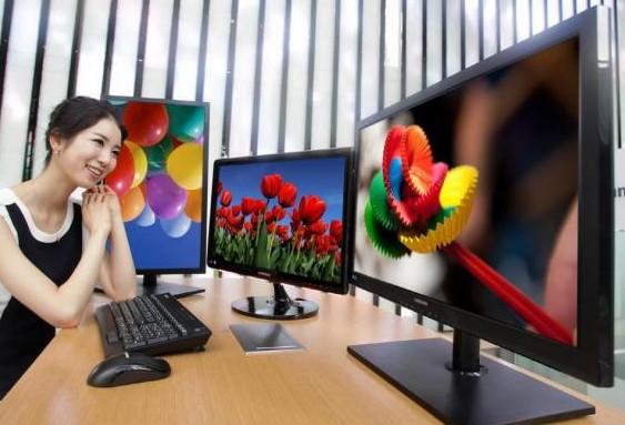 Samsung anuncia monitores SyncMaster profesionales SPLS