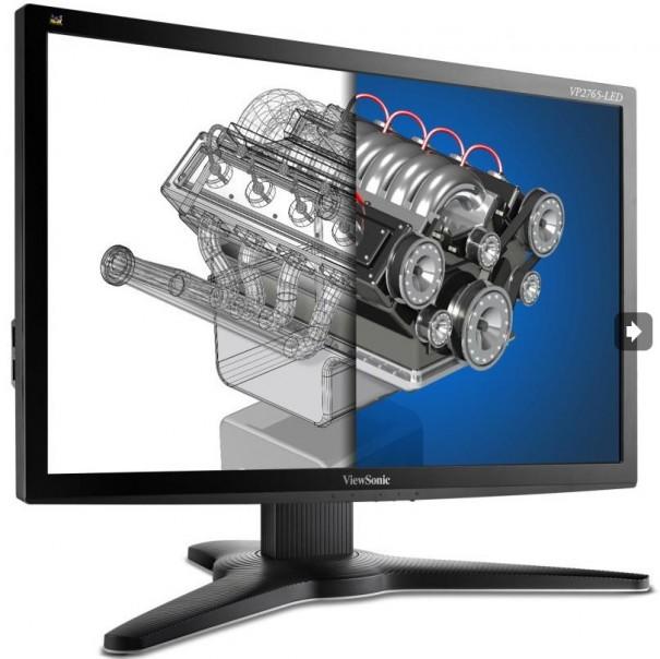 Viewsonic amplía oferta de monitores para uso profesional y juegos