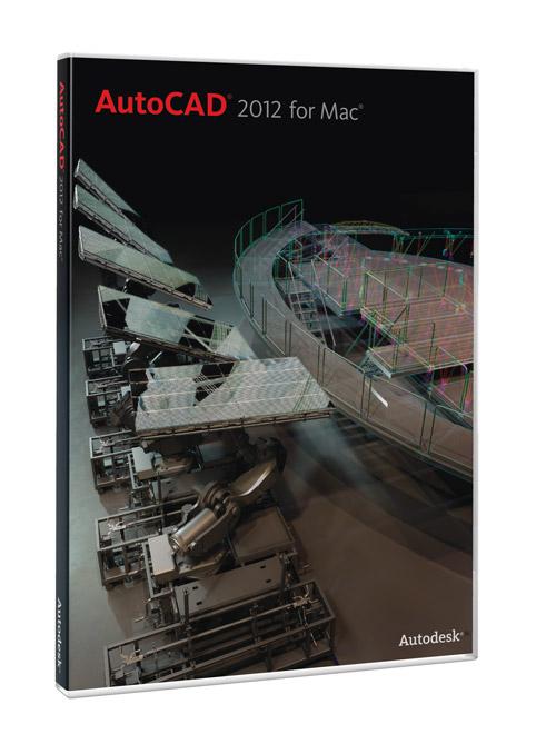 AutoCAD 2012 para Mac