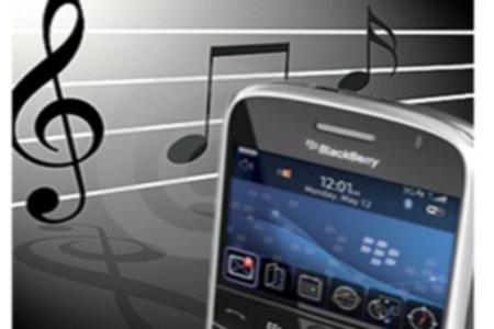RIM BlackBerry Messenger Music ya es oficial