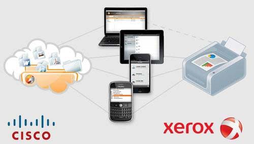Cisco y Xerox