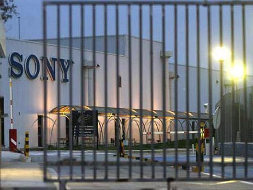 Fábrica Sony