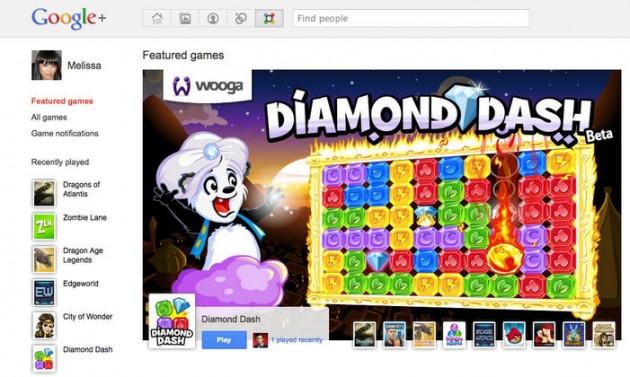 Google+ anuncia su plataforma de juegos y Facebook mejora la suya