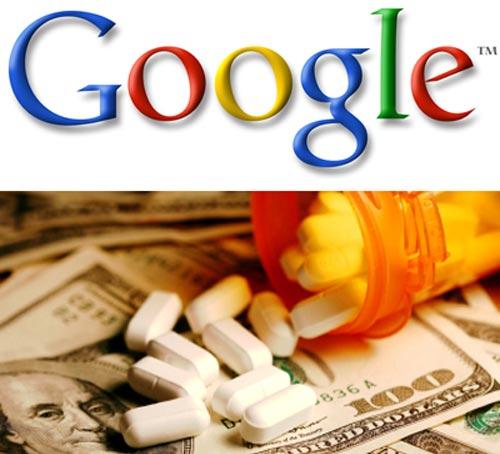 Google, multado con 500 millones de dólares