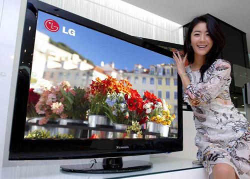 LG prevé vender un 20% menos de televisores en los próximos meses