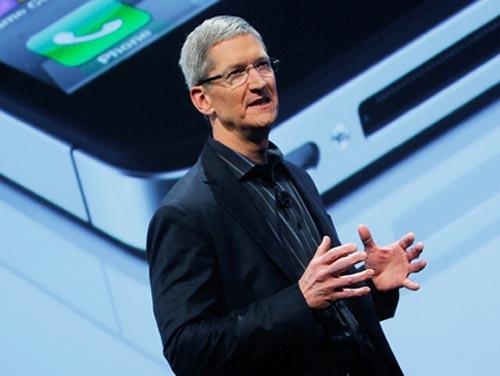 """""""Venga.. ¿reemplazar a Steve Jobs? Él es irreemplazable"""""""