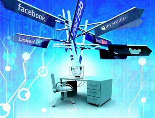 Las empresas recurren a las redes sociales en busca de empleados