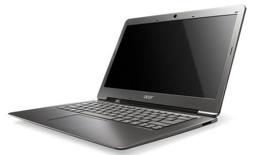 Acer Aspire S3: combinación de tableta y smartphone