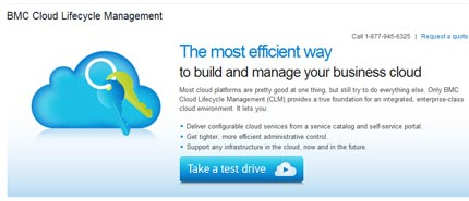 BMC Cloud Lifecycle Management