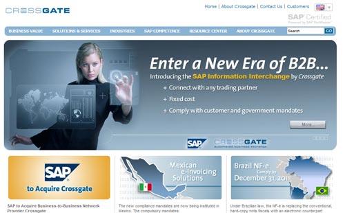 SAP compra el proveedor de networking B2B Crossgate
