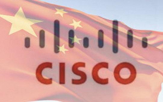 Acusan a Cisco de adaptar tecnología para el gobierno chino