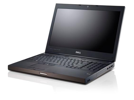 Dell actualiza su estación de trabajo móvil Precision