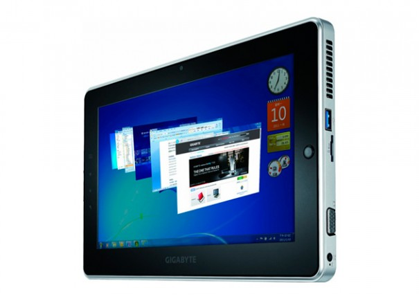 Gigabyte S1080, tablet para profesionales