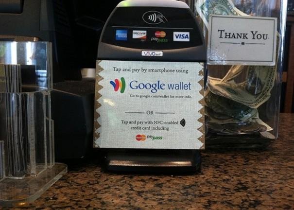 Google Wallet ya está activo en San Francisco y Nueva York