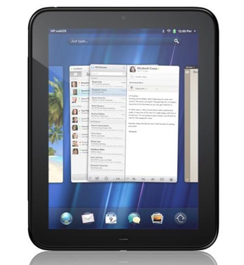 Los tablets HP TouchPad podrían revalorizarse