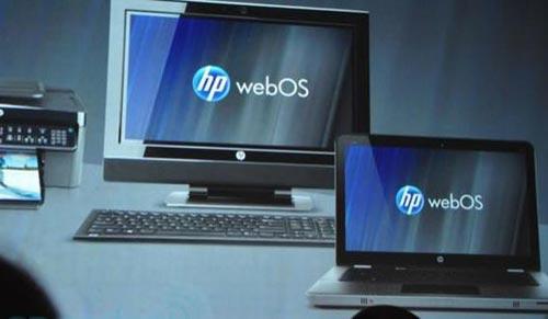 HP reestructurará su plantilla de webOS