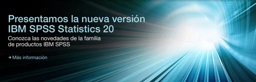 IBM SPSS Statistics 20