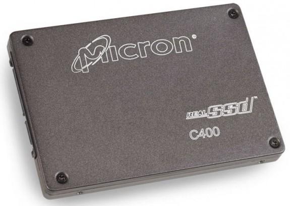 Micron C400 SED, SSD con cifrado por hardware AES