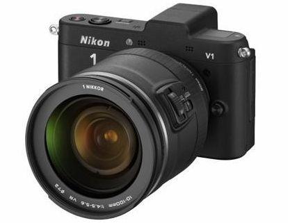 Nikon 1 J y V, cámaras sin espejo