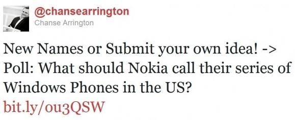 Elige el nombre para el primer Nokia con Windows Phone 7
