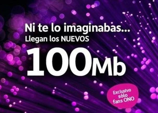 ONO comercializa las 100 megas y anuncia TiVo en octubre