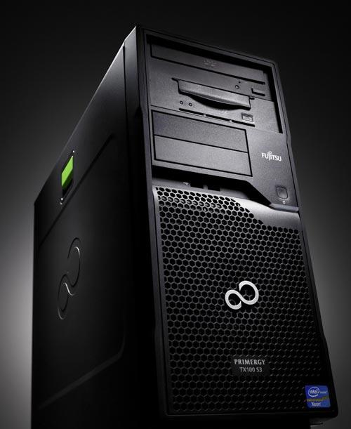 Nuevo servidor micro torre Fujitsu PRIMERGY TX 100 S3
