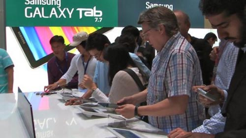 Samsung Tab Galaxy 7.7